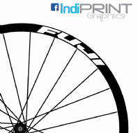 Fuji Rim Stickers/decals
